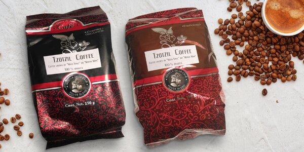 Tzotzil: zrnková káva z mexického Chiapasu