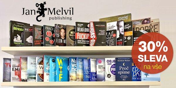 30% sleva na kompletní sortiment e‑shopu Melvil.cz