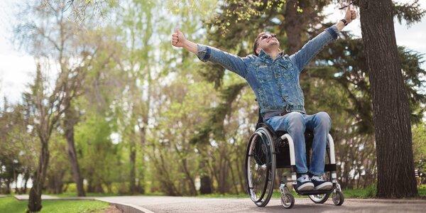 Příspěvek na pomůcky pro Svaz tělesně postižených