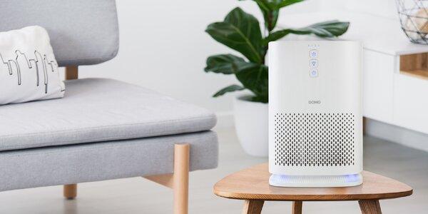 Čistička vzduchu s ionizátorem vhodná pro alergiky