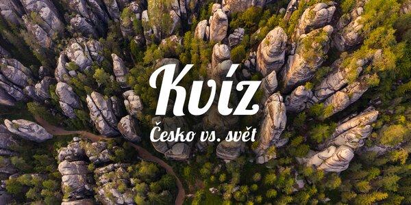 Kvíz: Česko, nebo svět – poznáte svoji zem z leteckých záběrů?