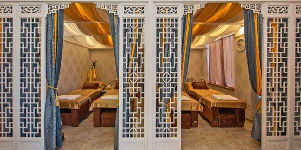Tradiční čínské masáže: akupresura i reflexologie