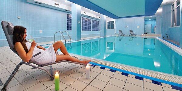 Bílé Karpaty: polopenze, bazén i procedury