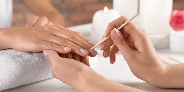 Manikúra s gel lakem, Shellacem či gelové nehty