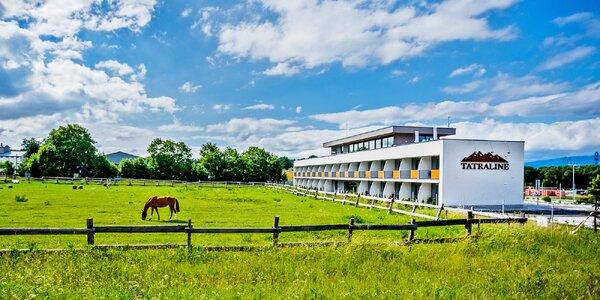 Dovolená v Tatrách: pokoje s balkonem či zahrádkou