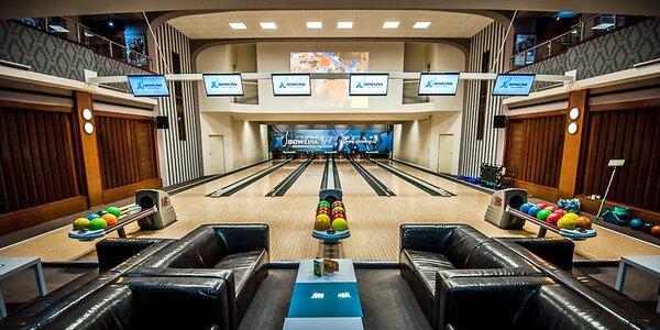 Hodina bowlingu až pro 6 hráčů ve Strašnicích