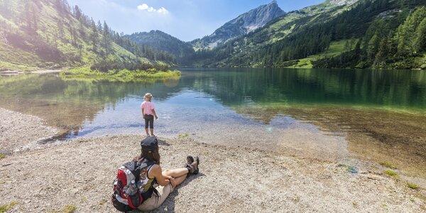 Dovolená v rakouských Alpách v českém penzionu