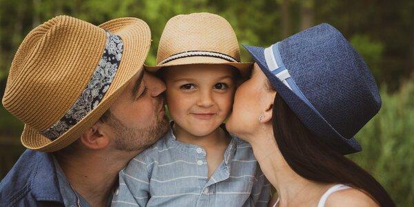Rodinné, párové, těhotenské i novorozenecké focení