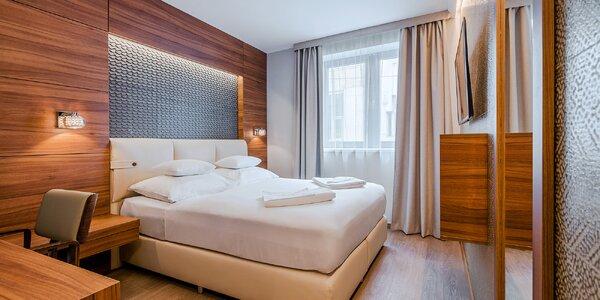 Dovolená v Budapešti: 4* hotel v centru, snídaně