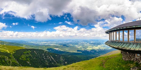 Léto i podzim pro dva v Krkonoších s wellness