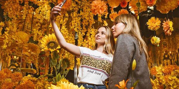Vstupenky na interaktivní výstavu Selfie Market