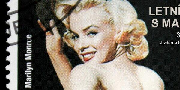 Vstup na výstavu Marilyn na Pražském hradě