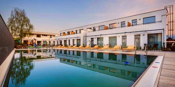 Letní pobyt na Liptově: polopenze i neomezený bazén