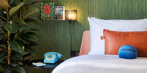 Trendy hotel ve vídeňské čtvrti Neubau se snídaní