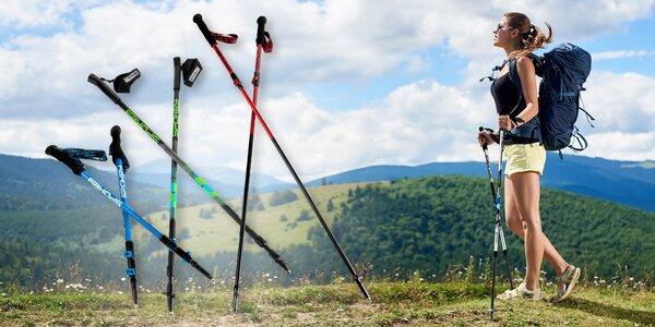 Čas na výlet: nordic walking i trekingové hole