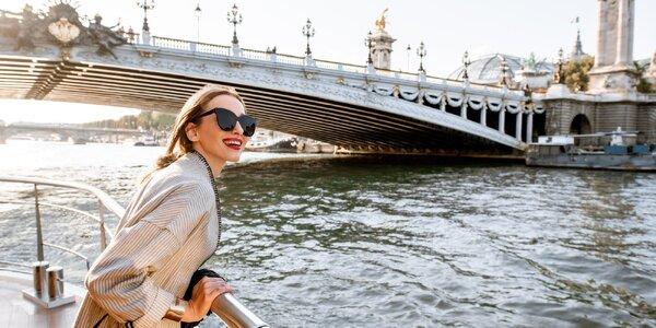 Paříž pro náročné: letenka a 3 noci v hotelu