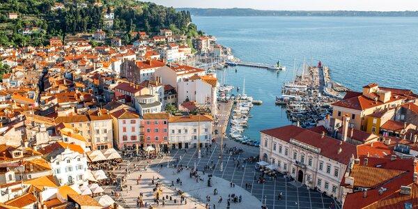 Výlet do Slovinska: Škocjanské jeskyně a město Piran