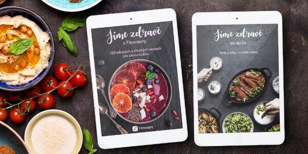 5 kuchařek Jíme zdravě v elektronické verzi