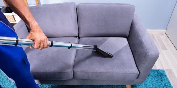 Čištění koberců a sedacích souprav vč. dezinfekce