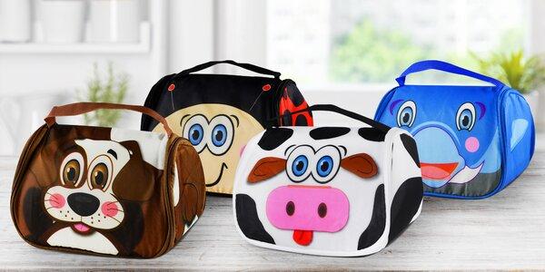 Dětské termoboxy na svačinu s motivem zvířátek