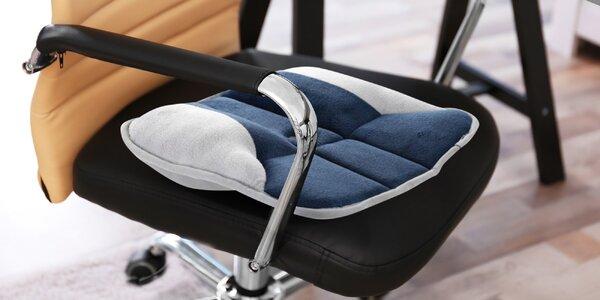 Polštář na sezení pro správné držení těla