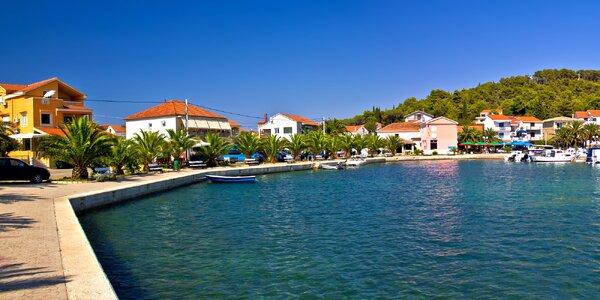 Pobyt v apartmánu v chorvatském resortu Zelena Punta