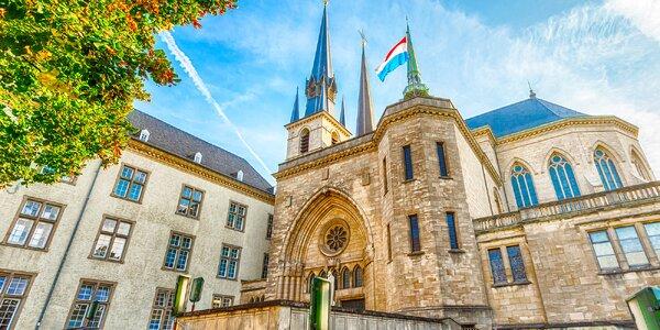 Na skok do Německa a Lucemburska: hotel a snídaně