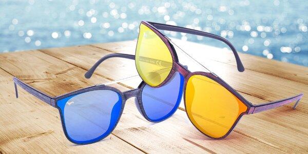 Unisex sluneční brýle Wayfarer