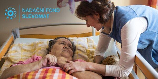 Příspěvek na kompenzační pomůcky pro hospic