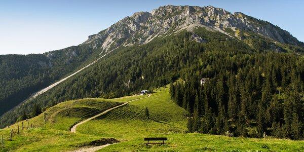 Výlet do Rakouska: Schneeberk a Jánská soutěska