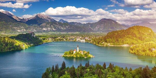 Dovolená ve 4* hotelu u jezera Bled se snídaní