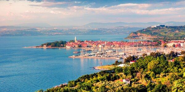 Rodinná dovolená ve Slovinsku: 4* hotel u pláže