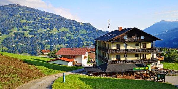 Aktivní dovolená v Tyrolsku: jídlo, wellness i víno