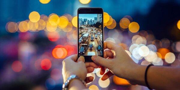 Kurz focení mobilem pro začátečníky i pokročilé