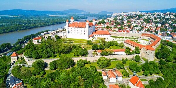 Bratislavské Staré Město: 4* apartmány a snídaně