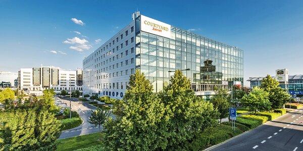 Hotel na pražském letišti a vstup do Runway Parku