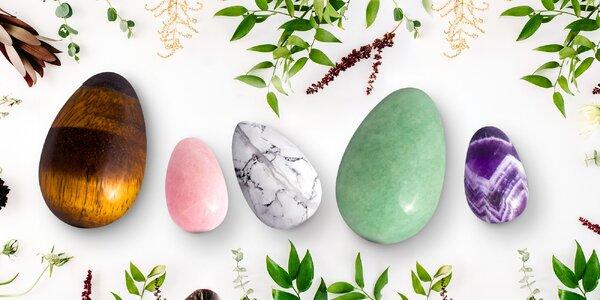 Yoni vajíčka nejen pro posílení pánevního dna