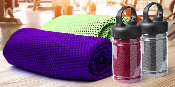 Chladicí ručníky pro rychlé osvěžení v šesti barvách