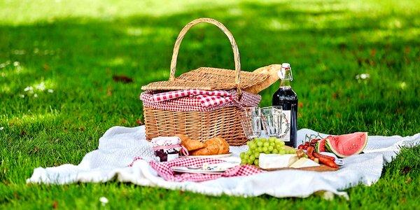 Romantický piknik v přírodě: 5 variant na výběr