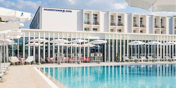 4* all inclusive pobyt na Krku: bazény i akvárium