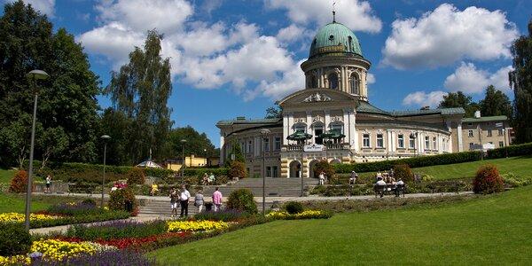 Relax v polském lázeňském městě s wellness a jídlem