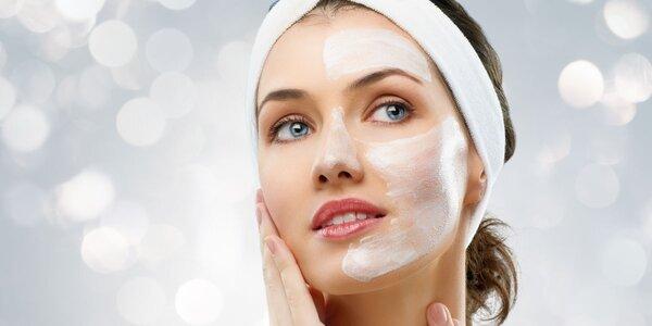 Kosmetické anti-age ošetření nebo kaviárová péče