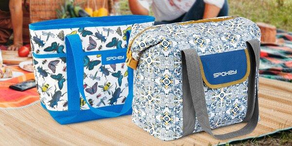 Na piknik, výlet nebo pláž: termotašky od Spokey