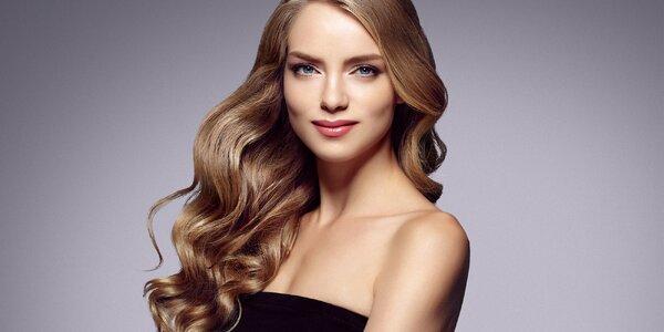 Melírování či barvení vlasů všech délek