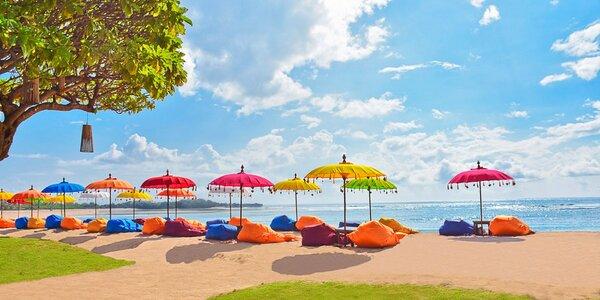 5* resort na Bali se snídaní i zábavními programy