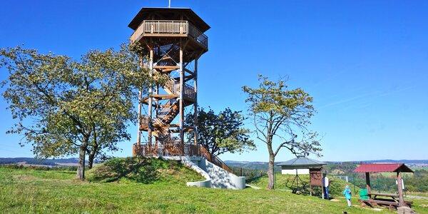 Kam s dětmi na rozhlednu? 23 tipů na krásné vyhlídky na Moravě