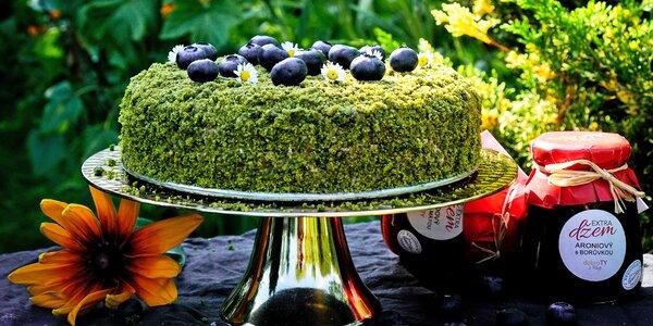 Staňte se hvězdou oslavy: recept na mechový dort s krémem z mascarpone