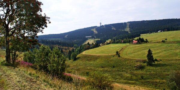 Pohoda v Krušných horách: apartmán až pro 6 osob