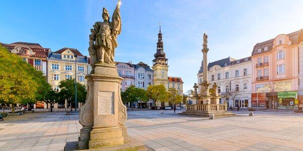 Dovolená v Ostravě: jídlo, elektrokola i mnoho slev