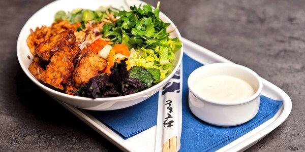 Asijské jídlo na odnos s sebou: výběr ze 4 variant